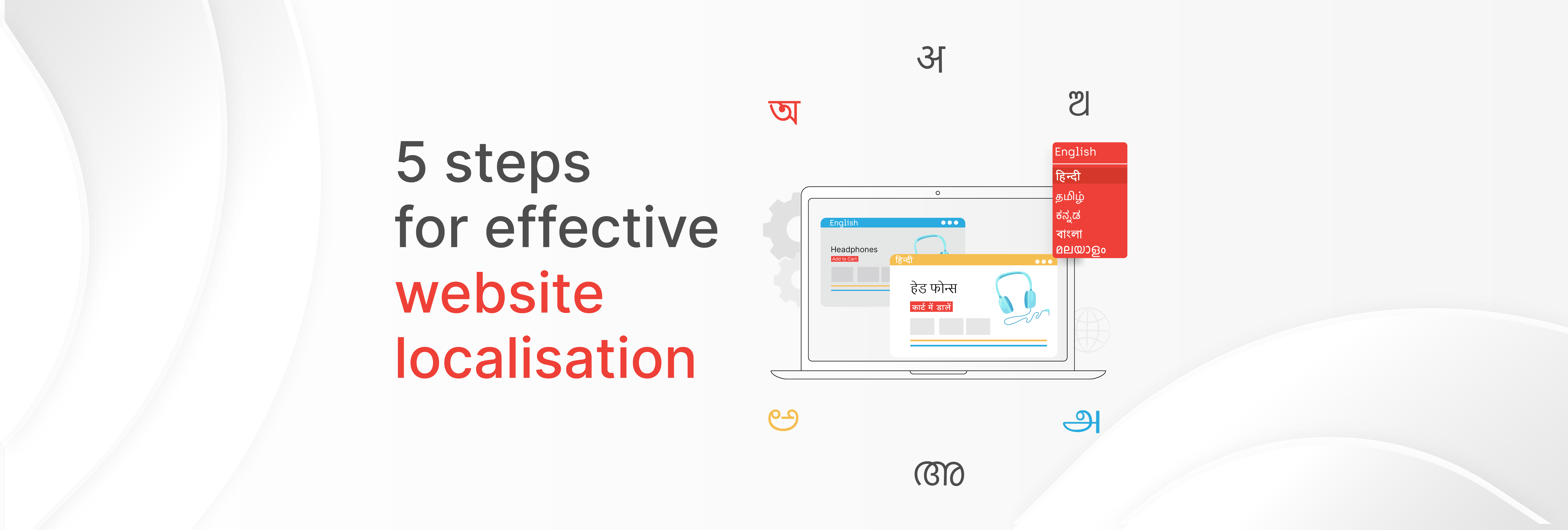 website localization steps