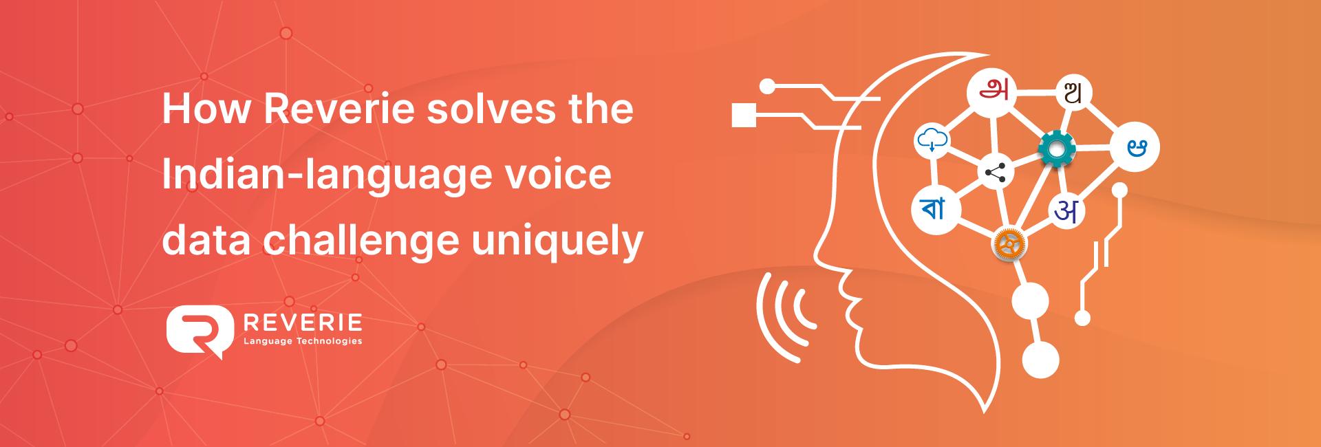 Indian language voice data challenge